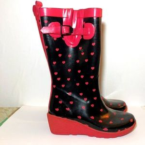 Rain boots capelli New York  Size 7